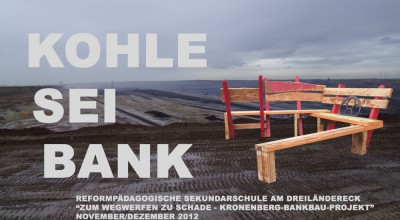 Kohle sei Bank