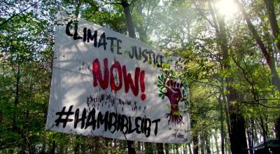Klimagerechtigkeits Bewegung